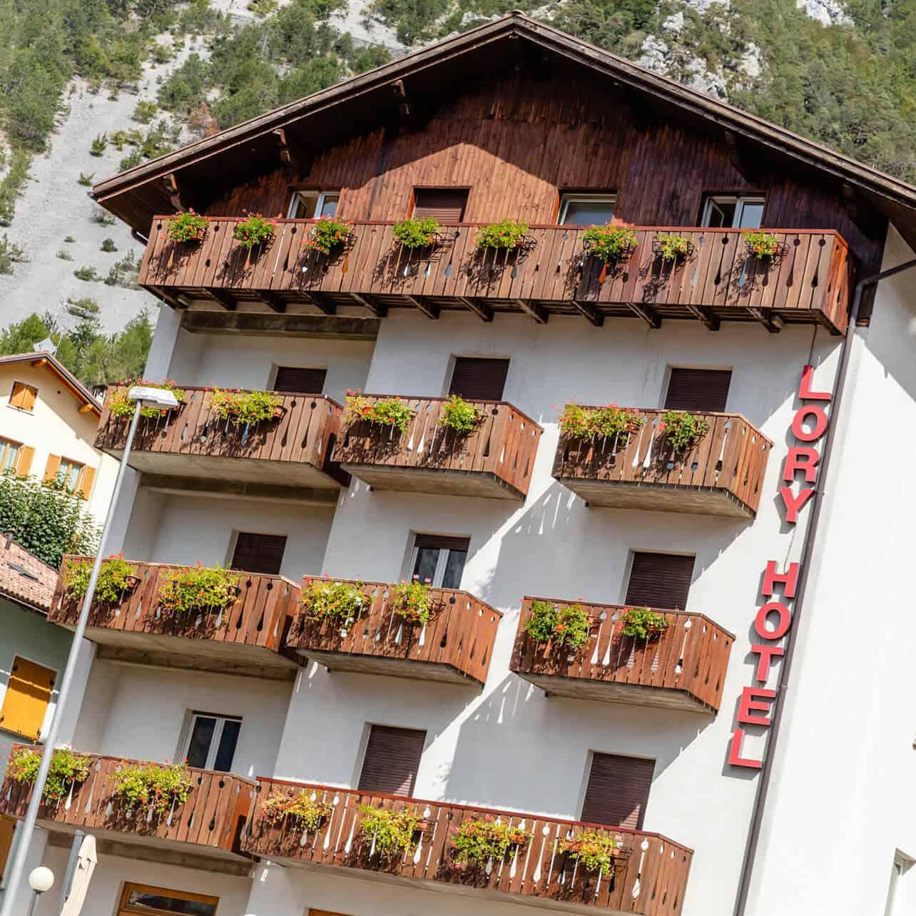 Familiehotel Dolomieten