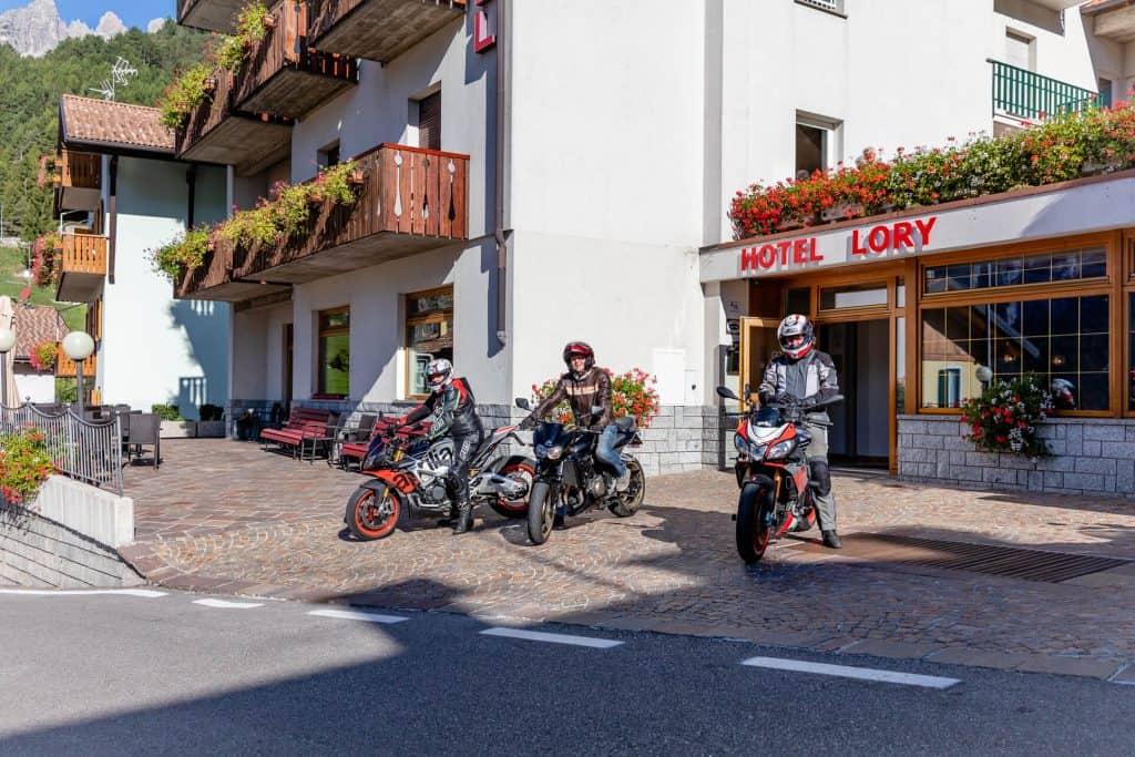 Motorhotel Dolomieten