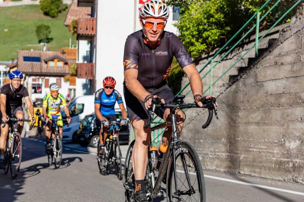 Wielrennen Dolomieten