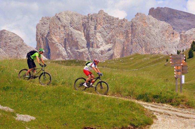 fietsvakantie dolomieten italië