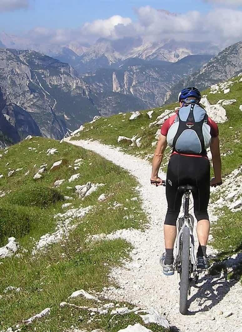 fietsvakantie dolomieten italie