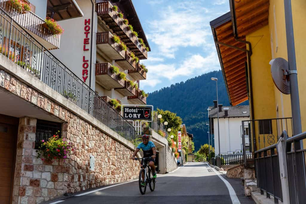 Downhill MTB Dolomiten