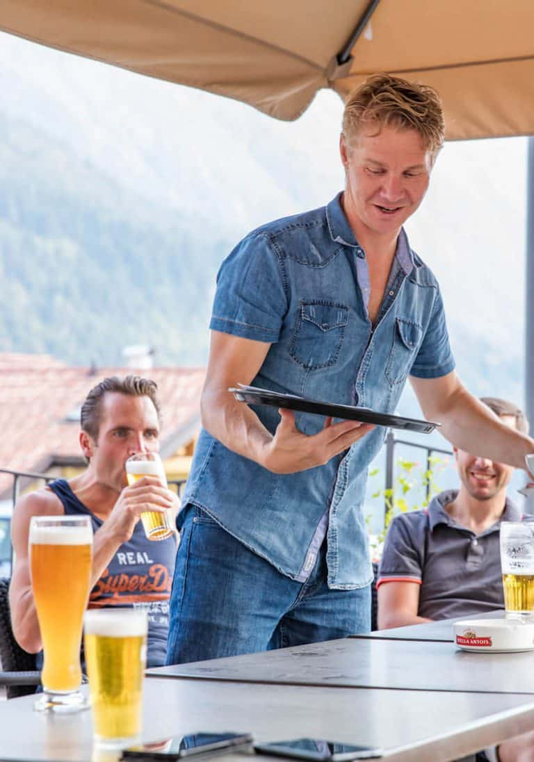 Incentive-Reise Dolomiten