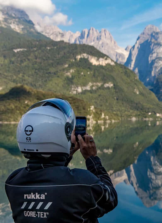 Motorradhotel Dolomiten