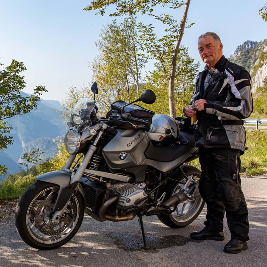 Motorradrouten Dolomiten