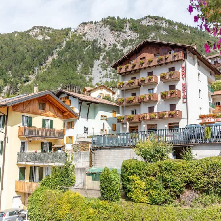 conduzione familiare hotel Dolomiti Molveno