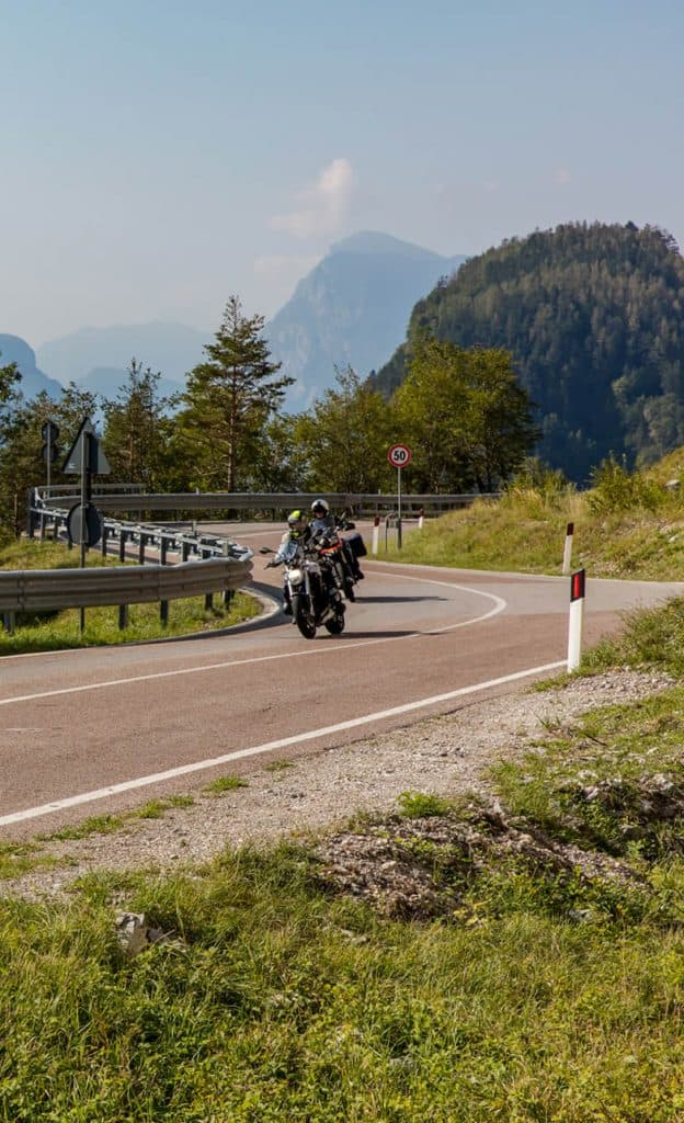 dolomites motorcycle tour