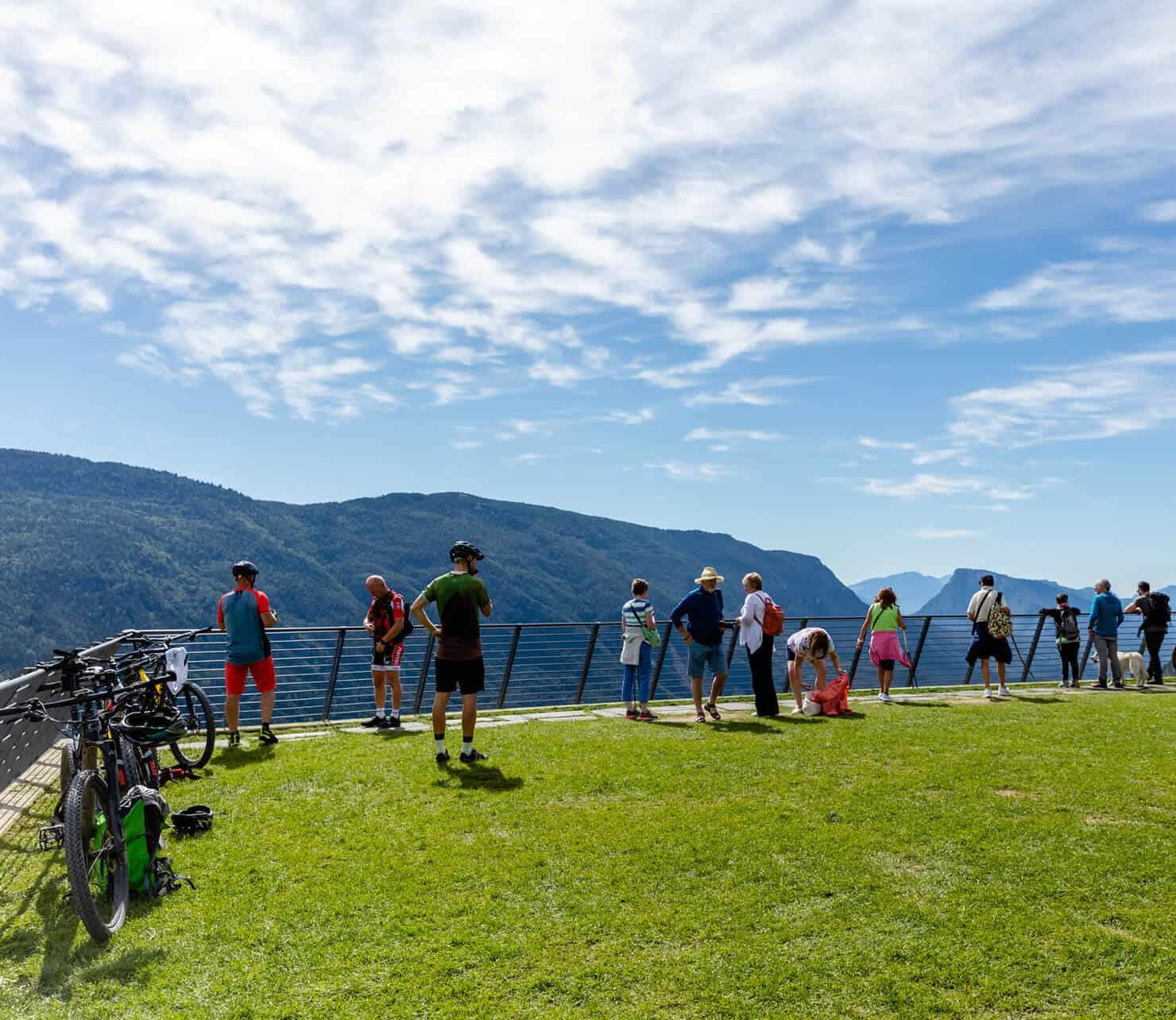 group hotel Dolomites