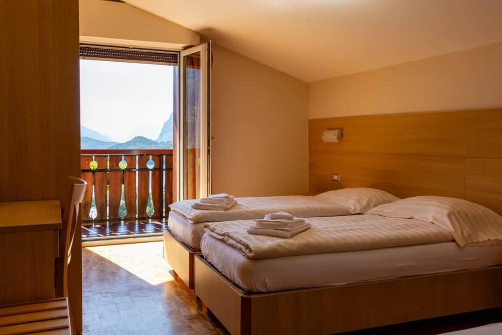 vacanza affitto Molveno Dolomiti