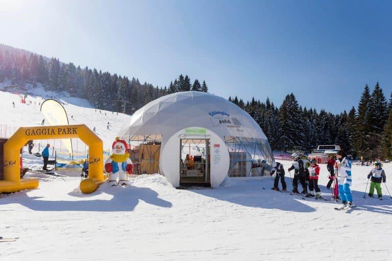 skischool dolomieten