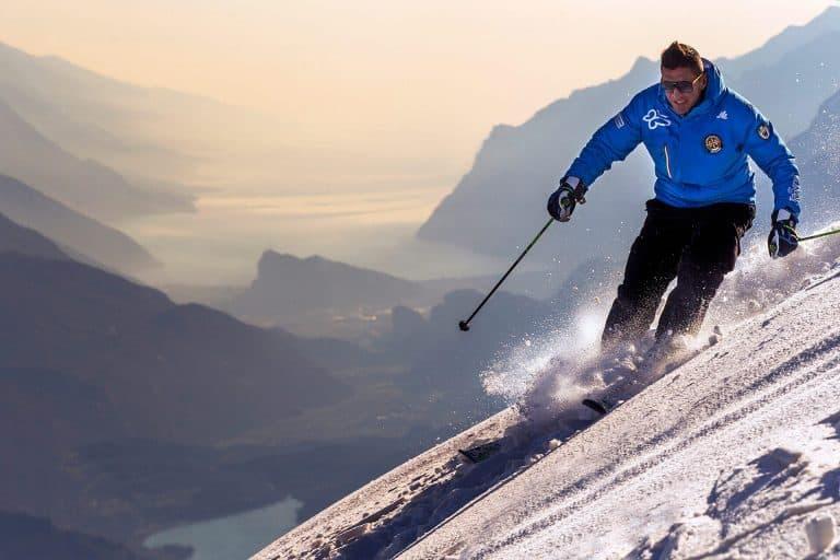 skiën dolomieten